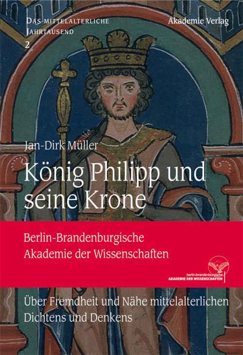 König Philipp und seine Krone cover