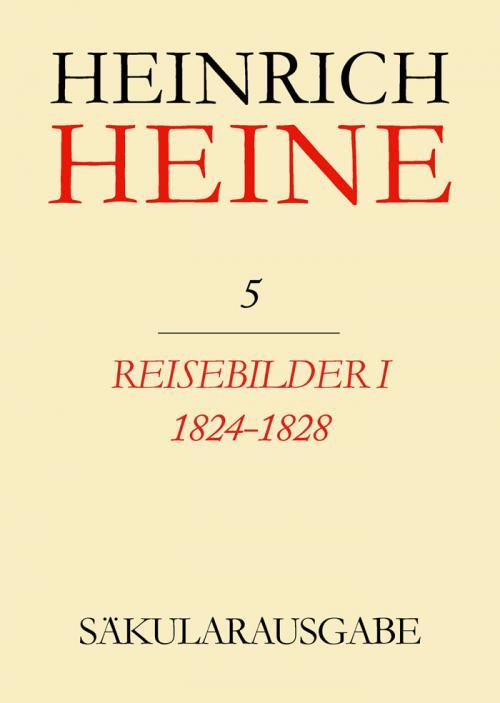 Reisebilder I 1824-1828 cover
