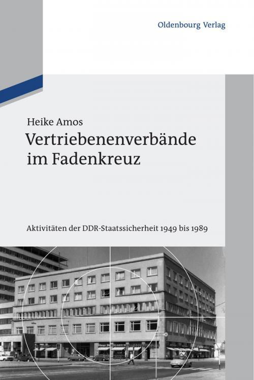 Vertriebenenverbände im Fadenkreuz cover