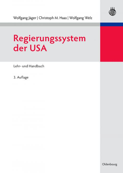 Regierungssystem der USA cover