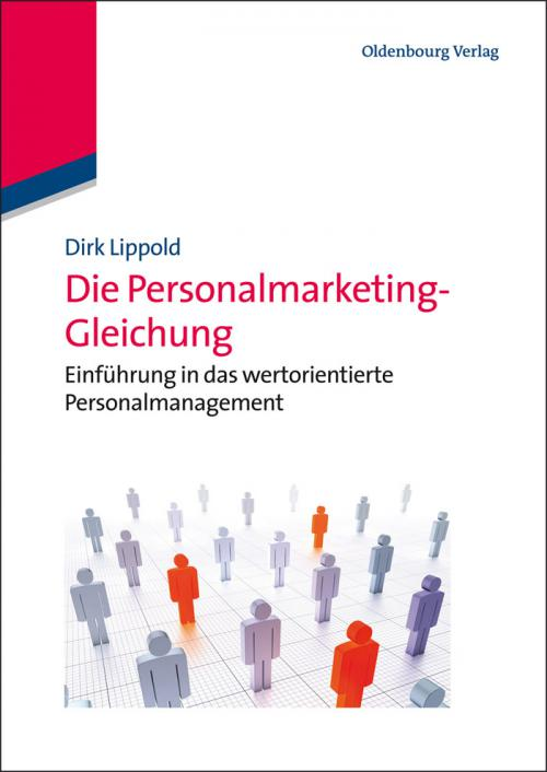Die Personalmarketing-Gleichung cover