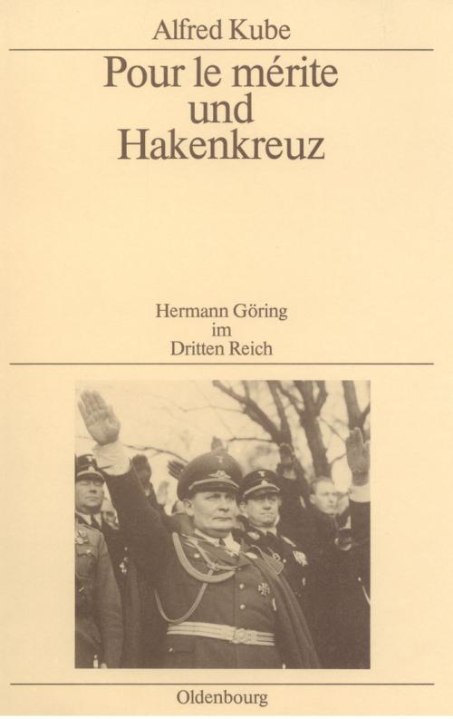 Pour le mérite und Hakenkreuz cover