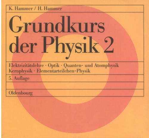 Grundkurs der Physik 2 cover