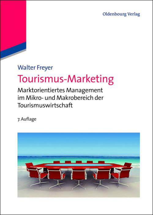 Tourismus-Marketing cover