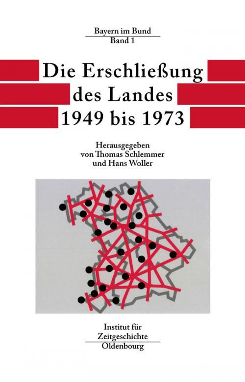 Die Erschließung des Landes 1949 bis 1973 cover