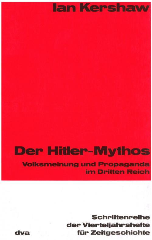 Der Hitler-Mythos cover