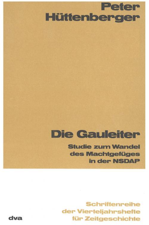 Die Gauleiter cover