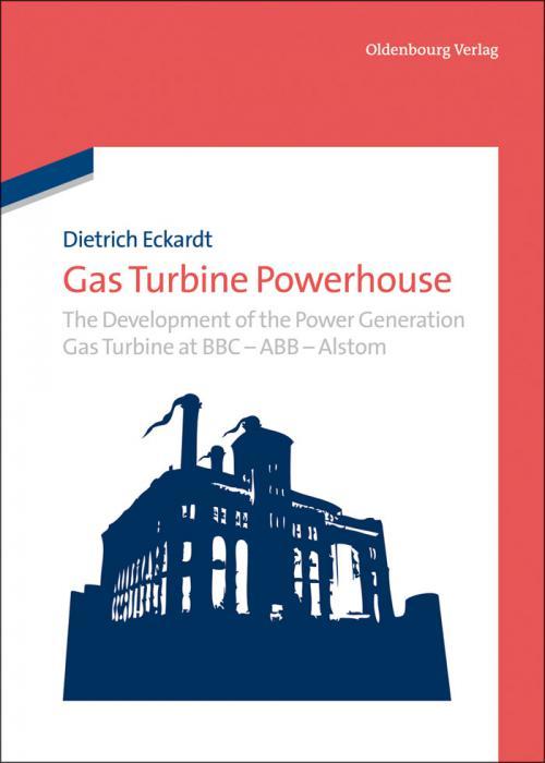Gas Turbine Powerhouse cover