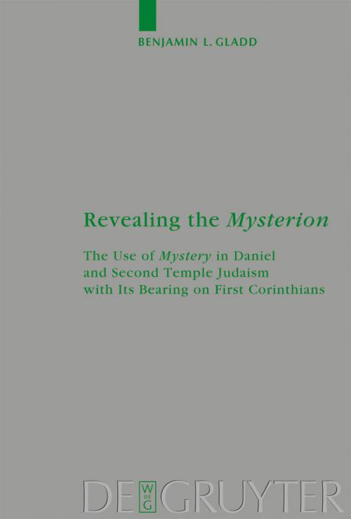 Revealing the Mysterion cover