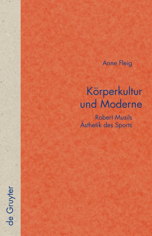 Körperkultur und Moderne cover