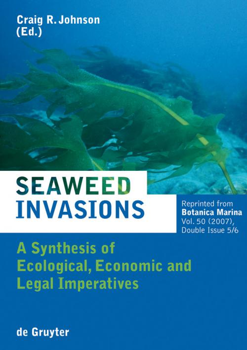 Seaweed Invasions cover