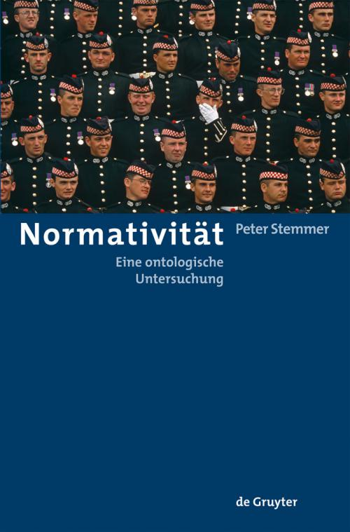 Normativität cover