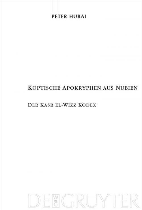Koptische Apokryphen aus Nubien cover