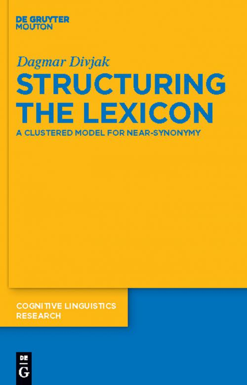 Structuring the Lexicon cover
