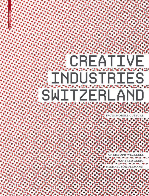 Creative Industries Switzerland cover