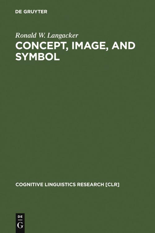 Concept, Image, and Symbol cover