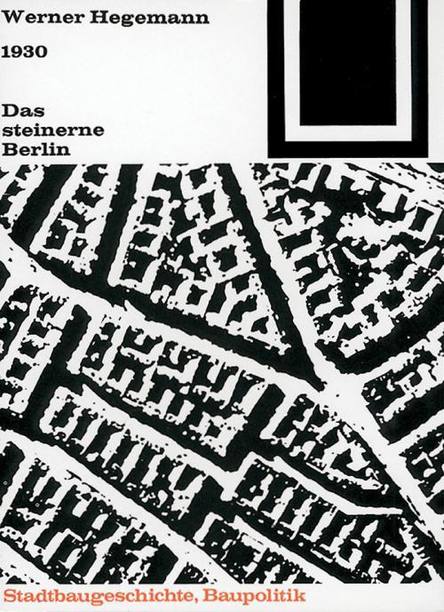 Das steinerne Berlin cover