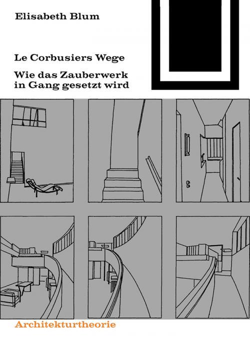 Le Corbusiers Wege cover