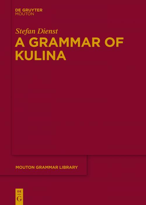 A Grammar of Kulina cover