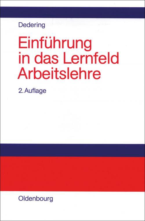 Einführung in das Lernfeld Arbeitslehre cover