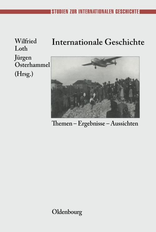 Internationale Geschichte cover