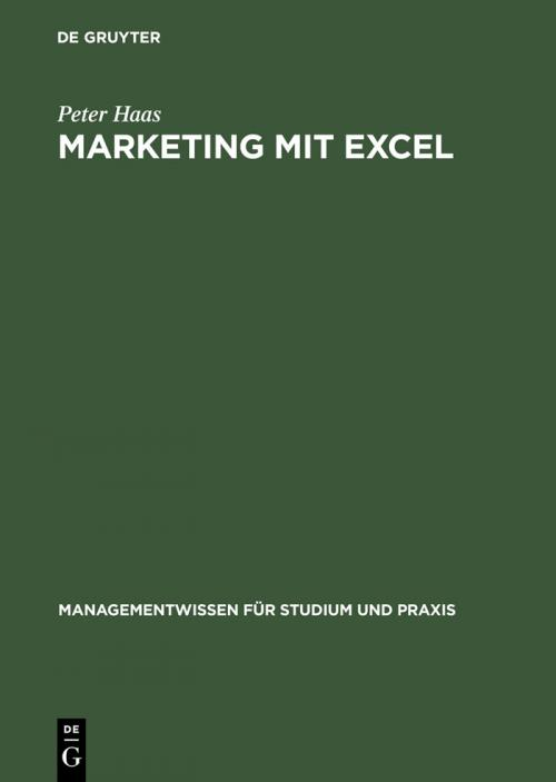 Marketing mit Excel cover