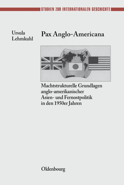 Pax Anglo-Americana cover