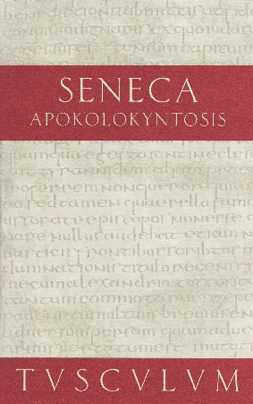 Apokolokyntosis cover