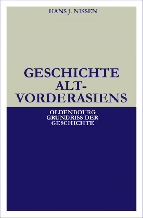 Geschichte Altvorderasiens cover