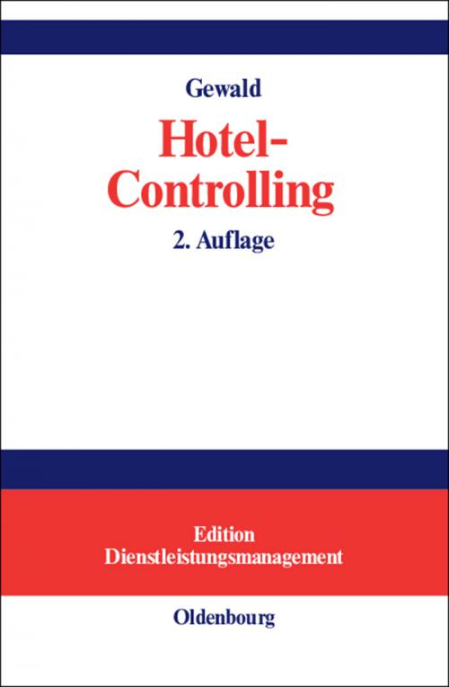 Hotel-Controlling cover