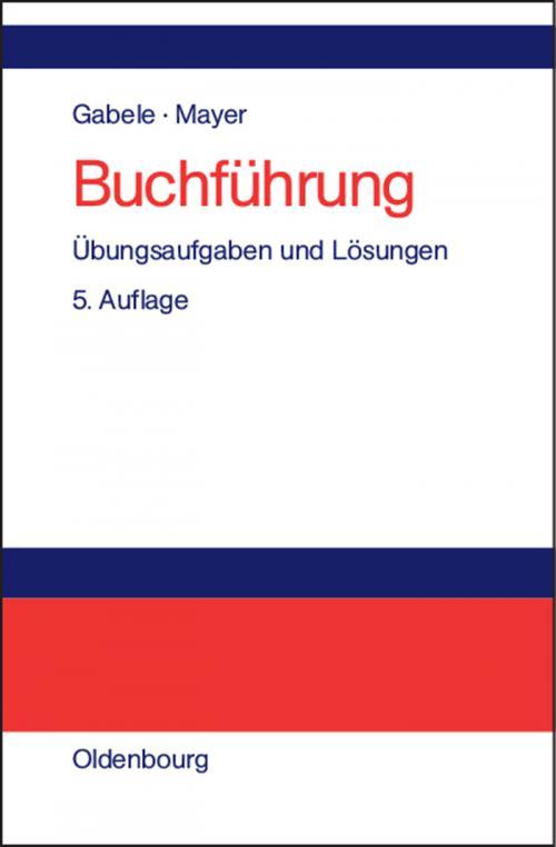 Buchführung cover