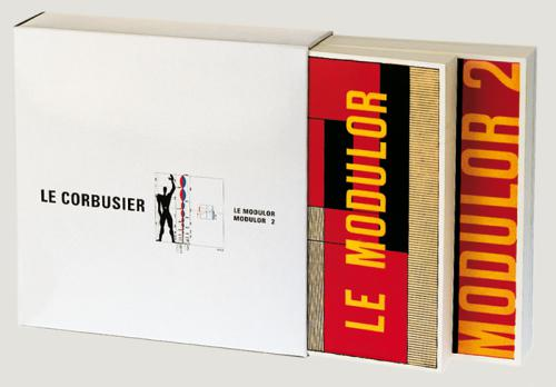 The Modulor and Modulor 2 cover
