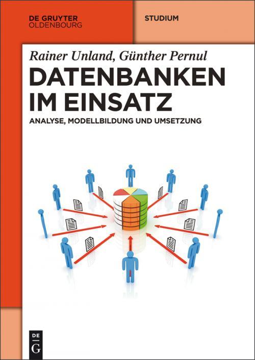 Datenbanken im Einsatz cover