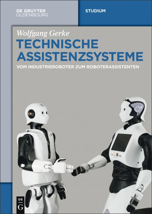 Technische Assistenzsysteme cover