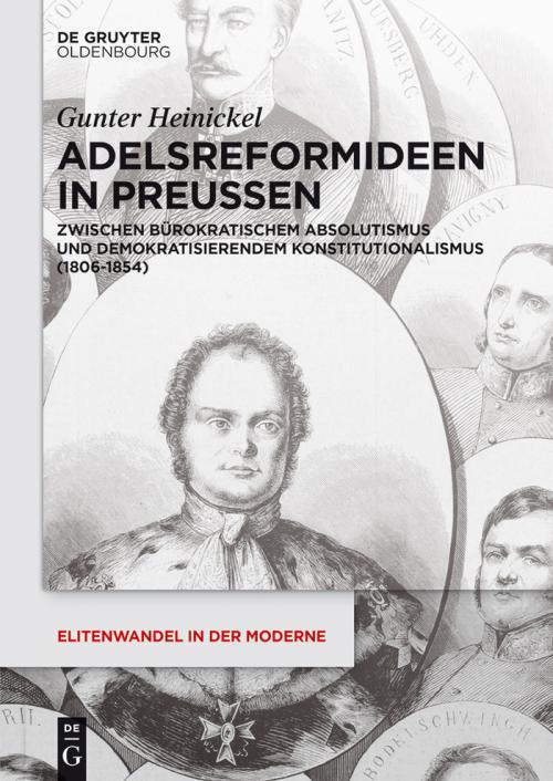 Adelsreformideen in Preußen cover