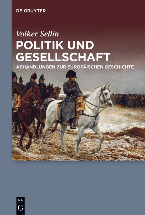 Politik und Gesellschaft cover