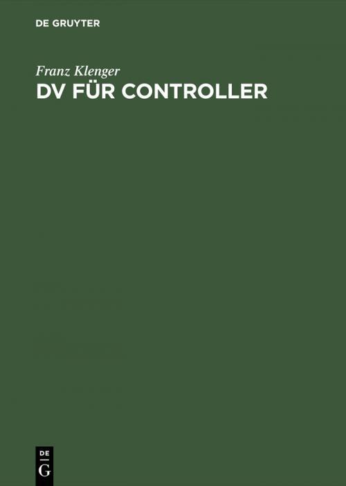 DV für Controller cover