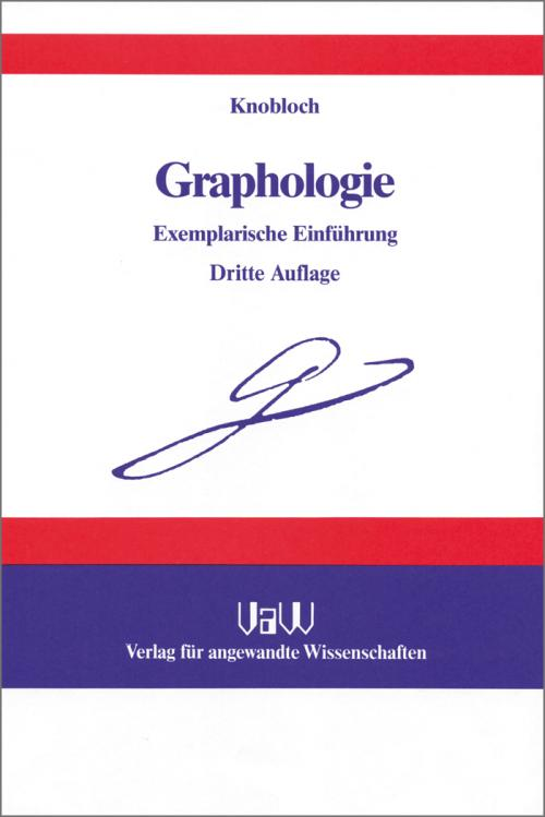 Graphologie cover
