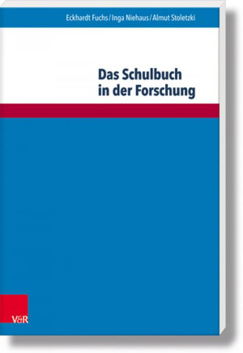 Das Schulbuch in der Forschung cover