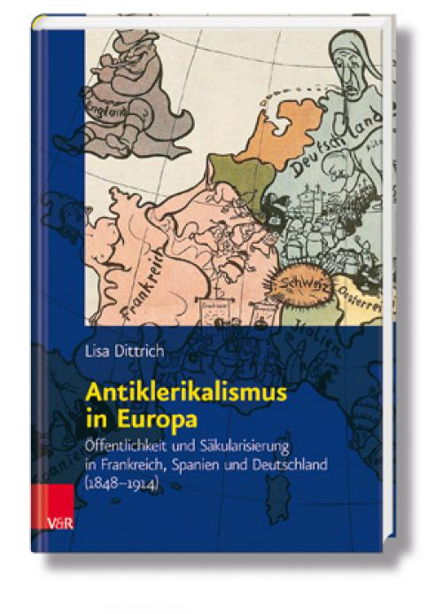 Antiklerikalismus in Europa cover