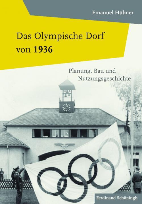 Das Olympische Dorf von 1936 cover