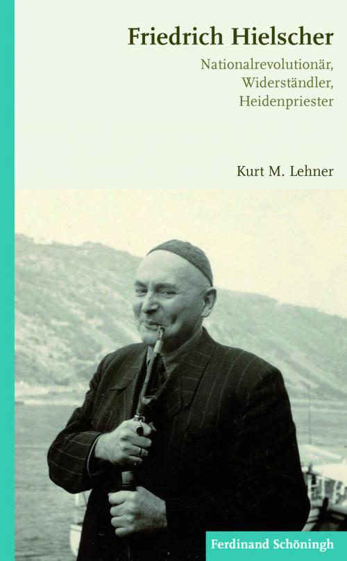 Friedrich Hielscher cover