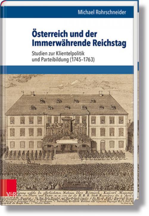 Österreich und der Immerwährende Reichstag cover