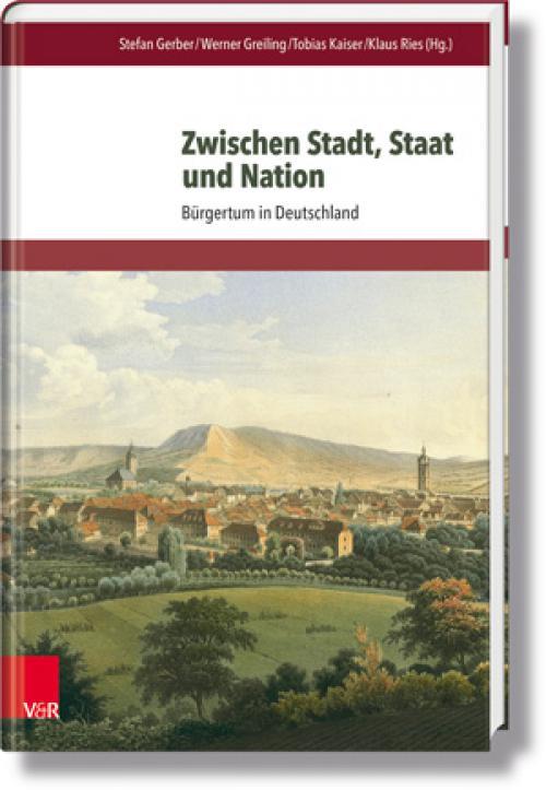 Zwischen Stadt, Staat und Nation cover
