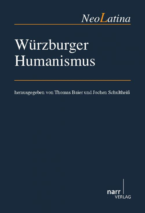 Würzburger Humanismus cover