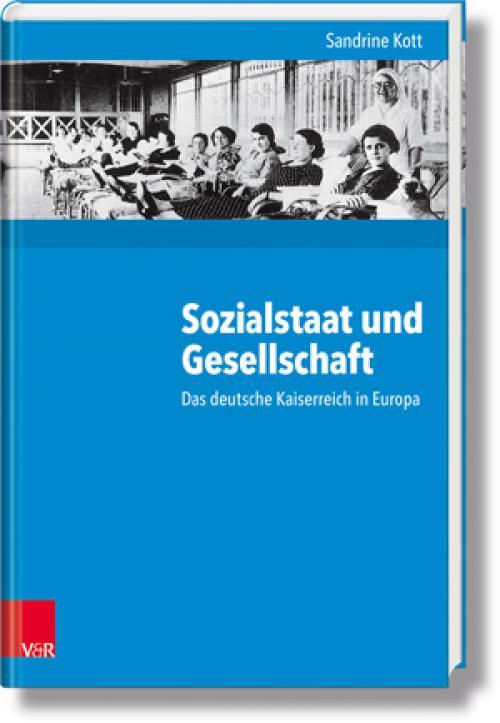 Sozialstaat und Gesellschaft cover