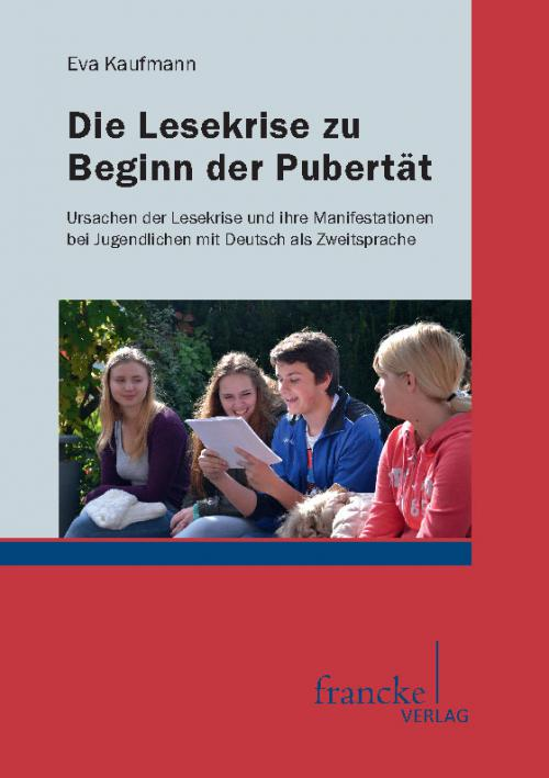 Die Lesekrise zu Beginn der Pubertät cover