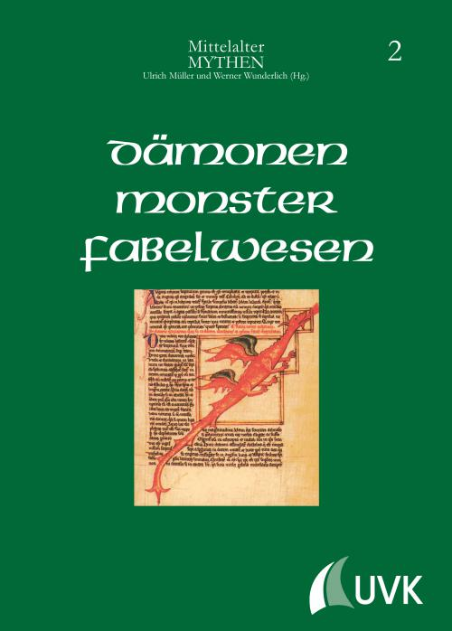 Dämonen, Monster, Fabelwesen cover