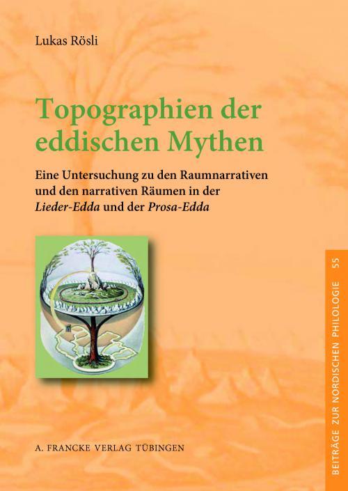 Topographien der eddischen Mythen cover