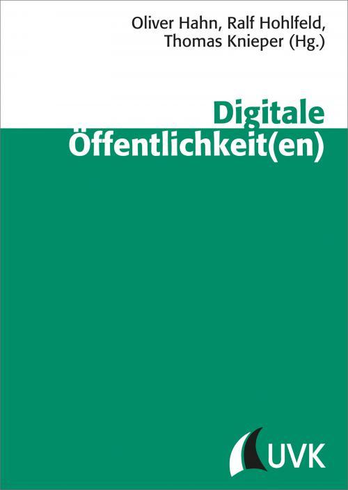 Digitale Öffentlichkeit(en) cover